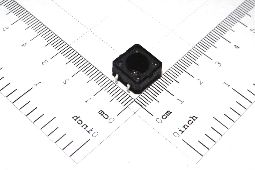 Chave Toque 12x12x 4,3mm 4 Terminais A4 57.01.013