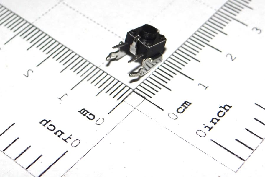 Chave Toque W3 90°  6x6x5mm A5 57.01.048