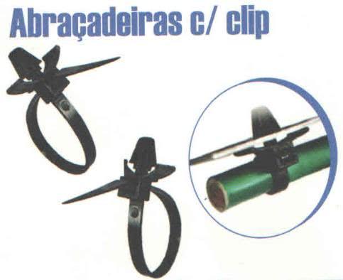 Cinta 4,6x120mm Preto Especial Unidade C2CLIP6P