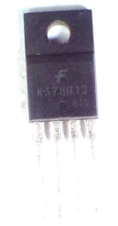 Circuito integrado 78R12 Regulador  REGULA 4