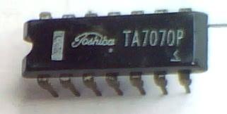 Circuito Integrado AFT TA7070 HA1126 LA1364 M5135 IX0020 CI 100