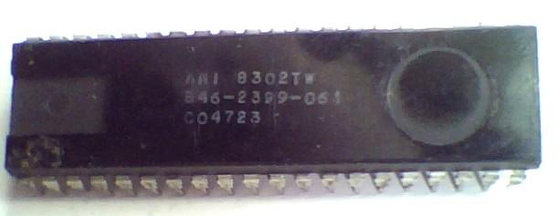 Circuito Integrado AMI8302 CI