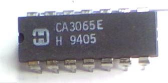 Circuito Integrado AN241 HA1125 KA2101 LA1365 LM3065 MC1358 CA3065 CI 81