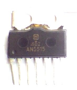 Circuito Integrado  AN5515 CI 8