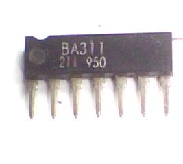 Circuito Integrado BA312 BA311 CI