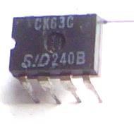Circuito Integrado CK63C CI