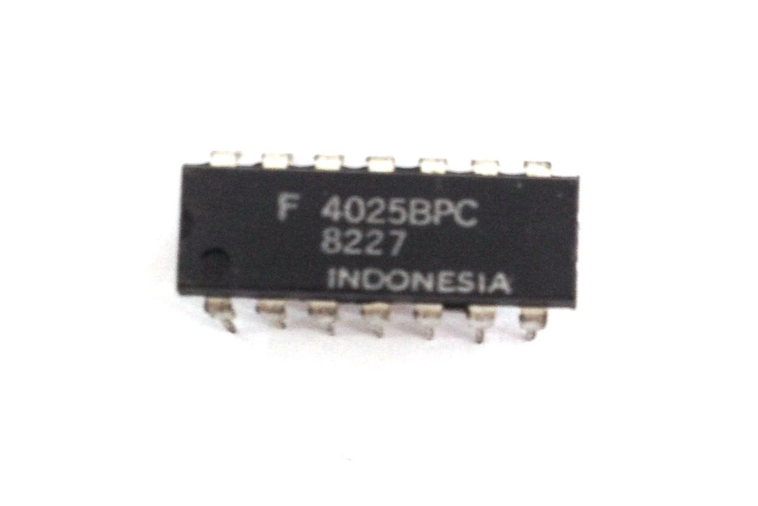 Circuito Integrado CMOS 4025 3 Nor 3 Entradas  CMOS    4