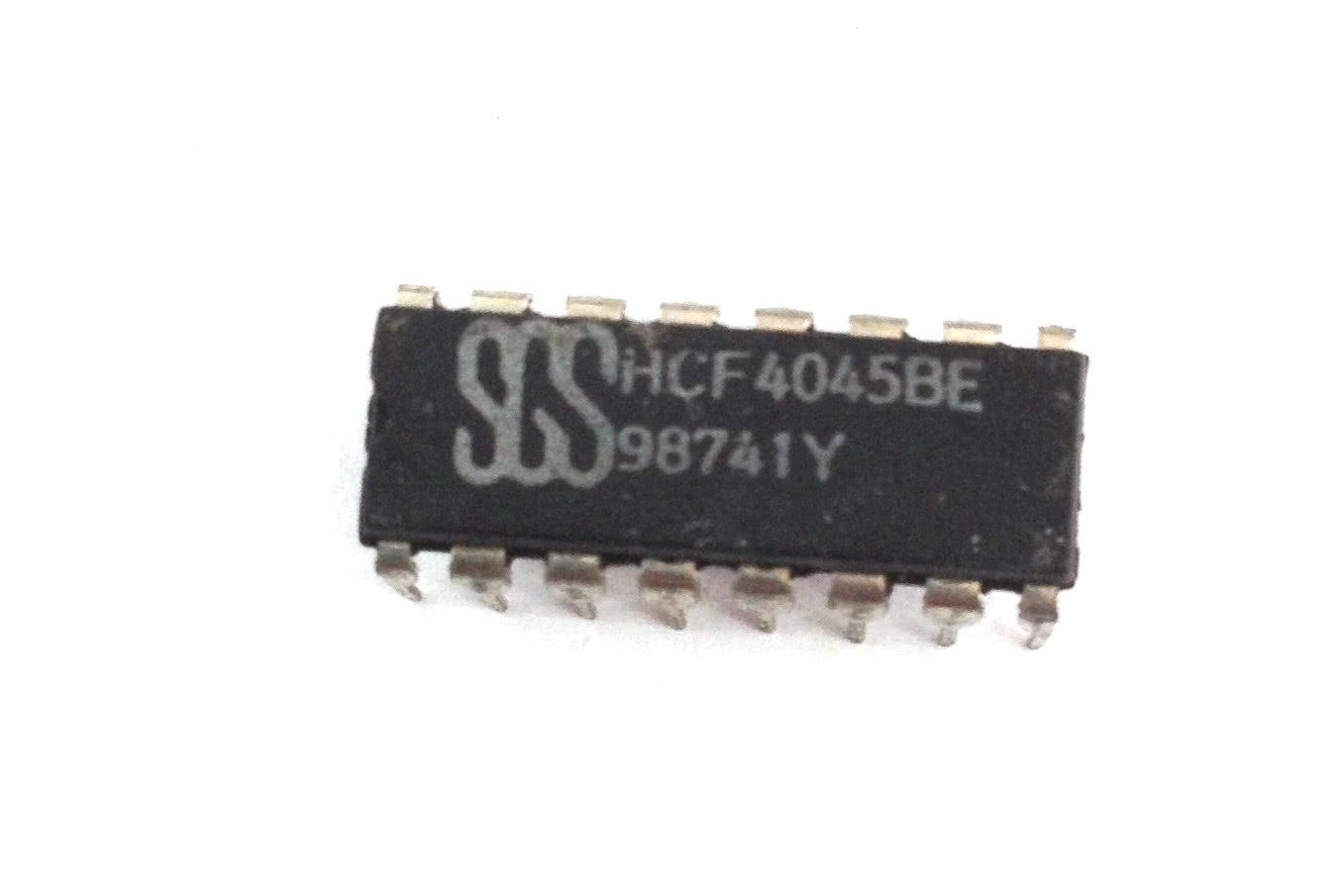 Circuito Integrado CMOS 4045 Contador 21 Estagios  CMOS   6