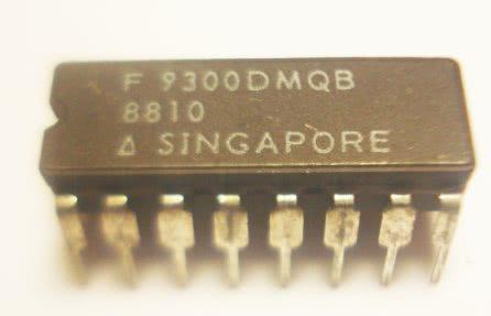Circuito Integrado F9300DMQB CI 147