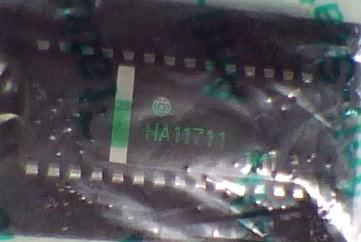 Circuito Integrado HA11711 CI 31