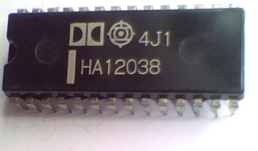 Circuito Integrado HA12038 CI 32