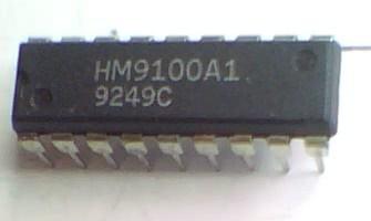 Circuito Integrado HM9100 CI 33