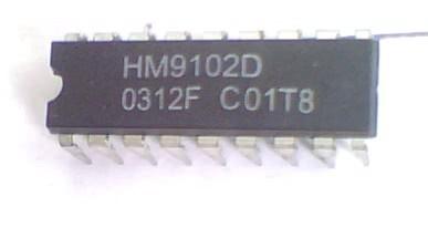 Circuito Integrado  HM9102  CI 34