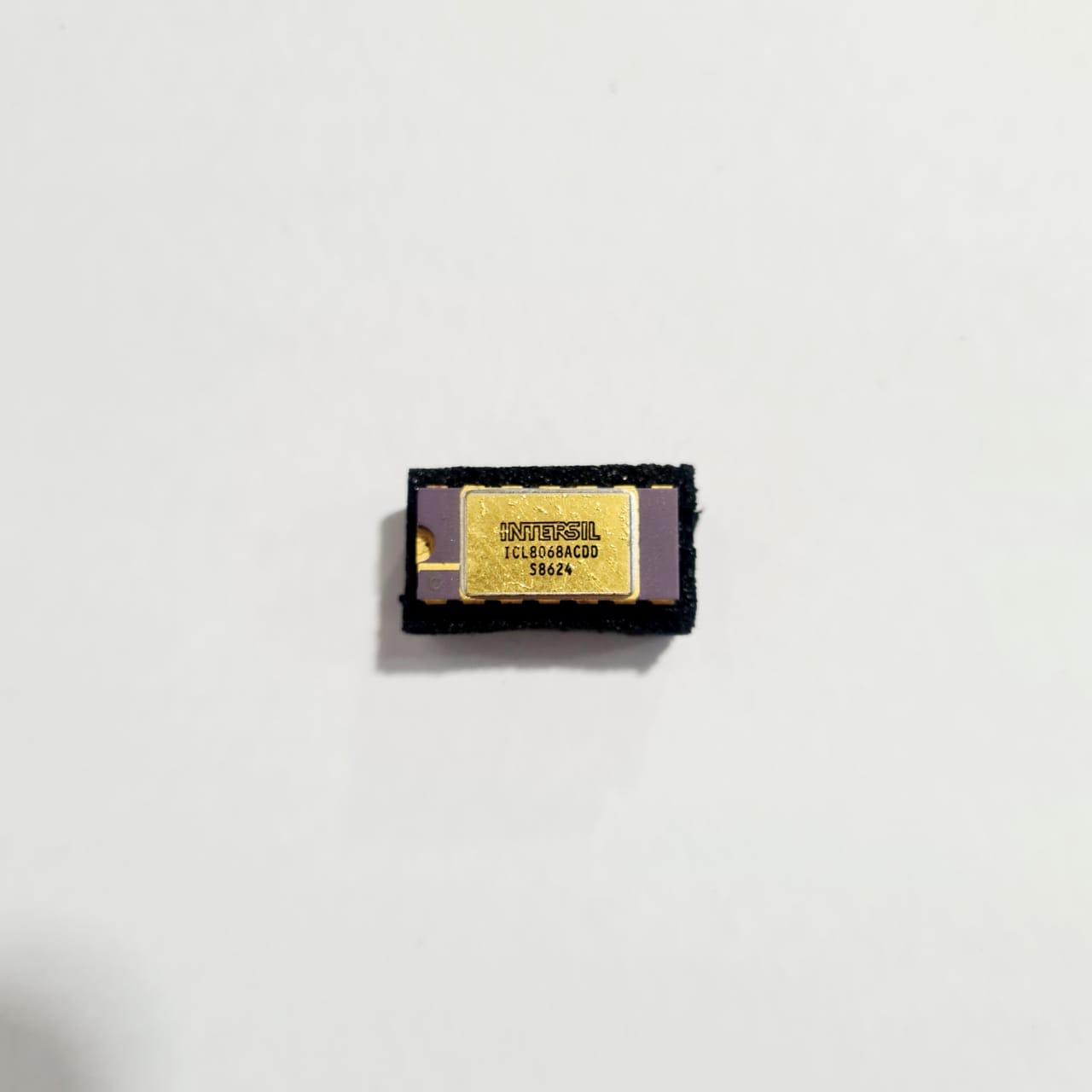 Circuito Integrado ICL8068ACDD Intersil 14-Bit/16-Bit CI 143