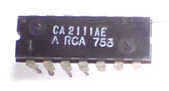 Circuito Integrado LM2111 MC1357p ULM2111(A) CA2111 -  CI 22