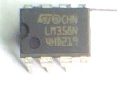 Circuito Integrado LM358 UA358 KA358 2 Amplificador Operacional CI 62