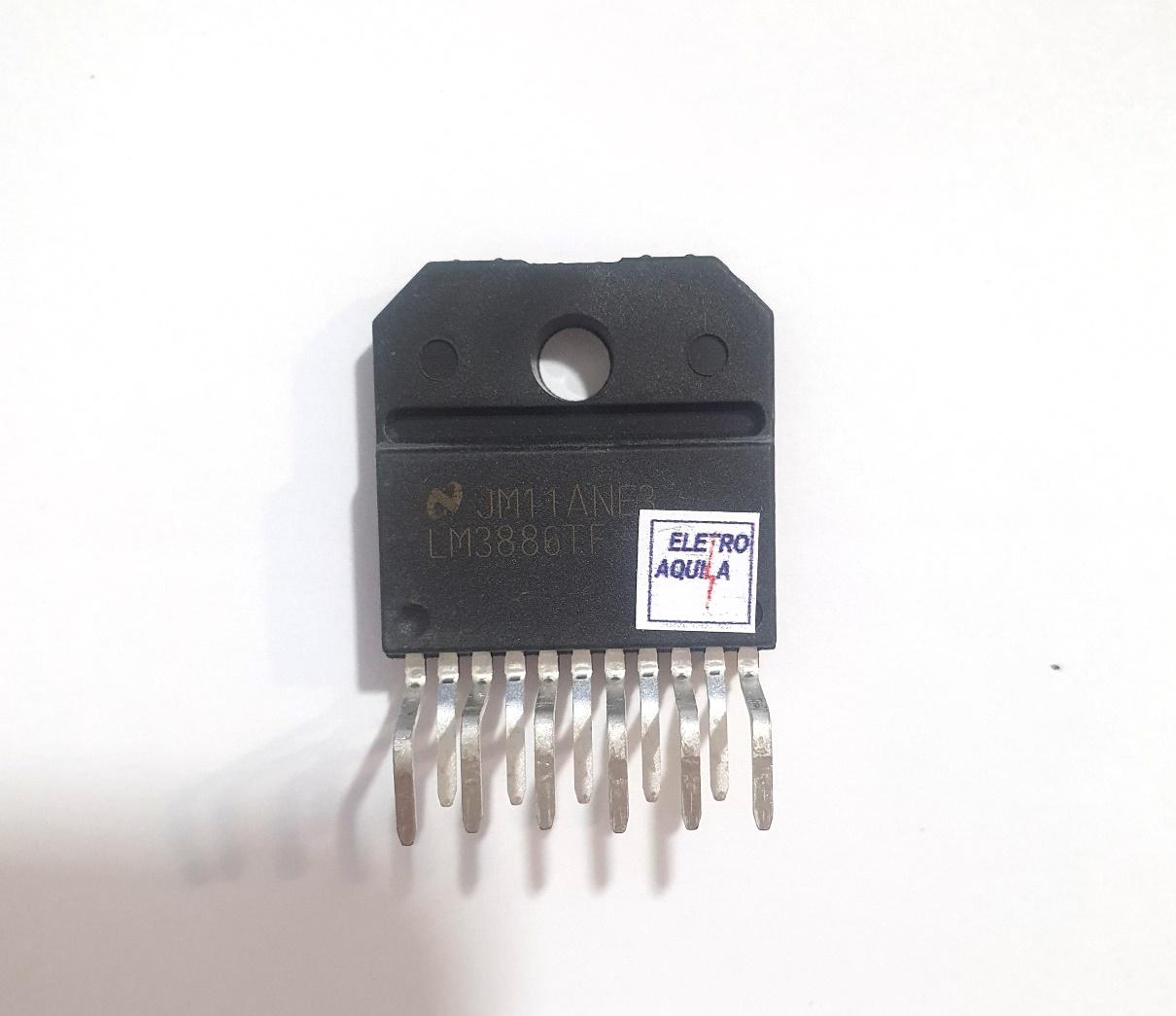 Circuito Integrado LM3886TF   CI 67