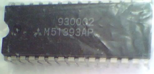 Circuito Integrado M51393   CI 70