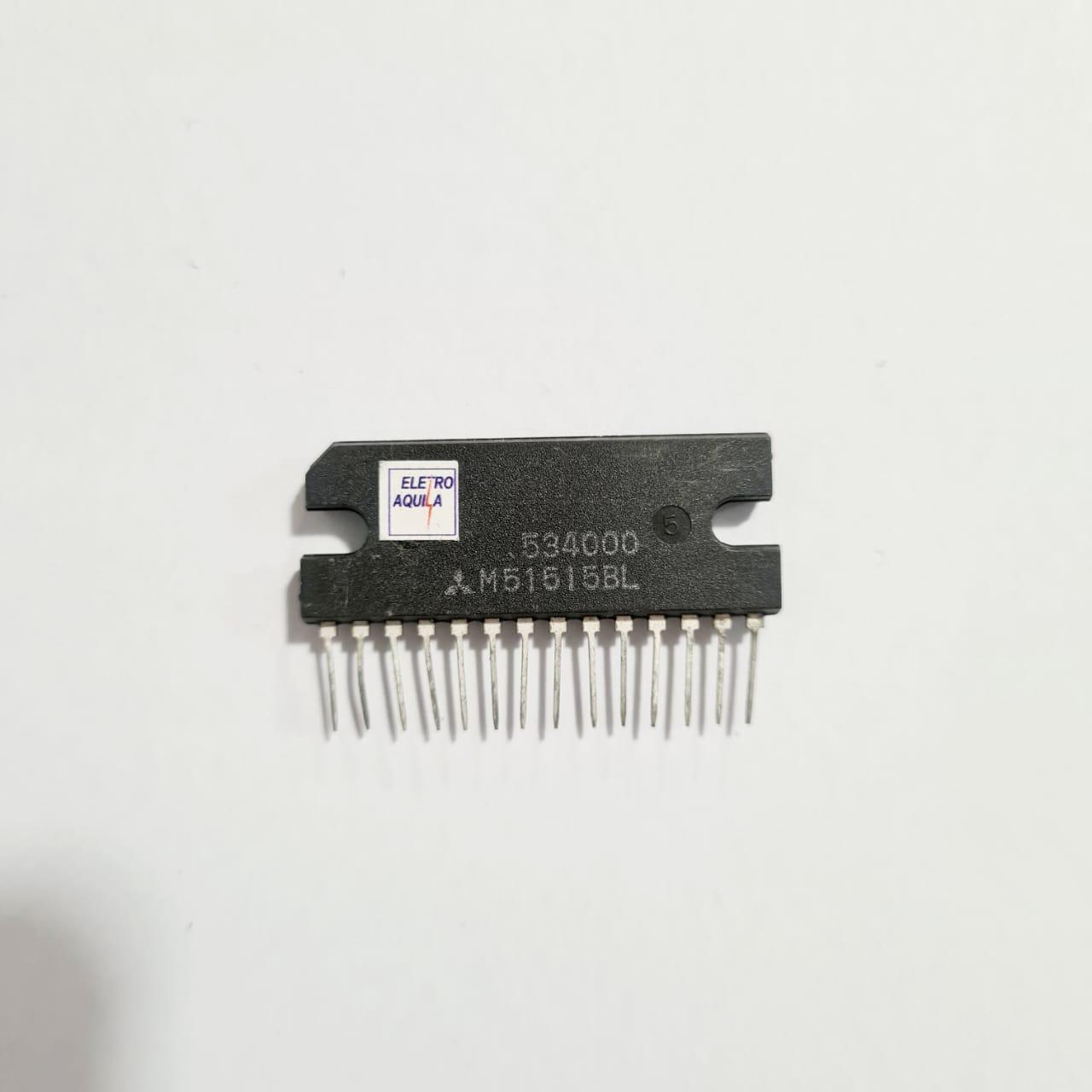 Circuito Integrado M51515 Amplificador Audio
