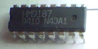 Circuito Integrado MK5087 M UM95087 HM9187 CI 33