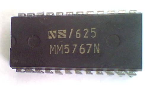 Circuito Integrado MM5767 CI 78