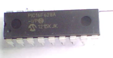 Circuito Integrado PIC16F628  Microcontrolador   CI 80