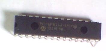 Circuito Integrado PIC16F876  Microcontrolador  CI 80