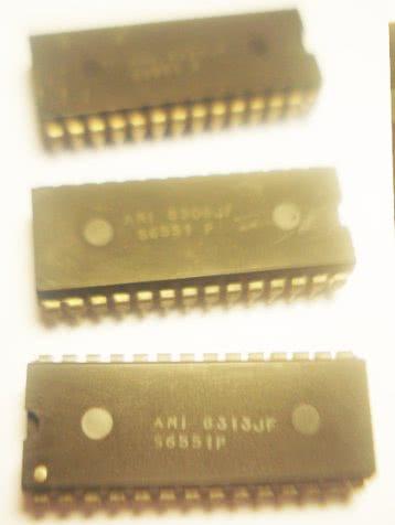 Circuito Integrado S6551P AMI CI 90