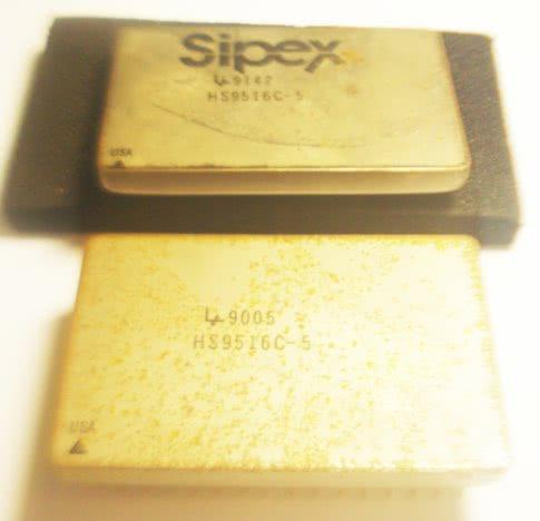 Circuito Integrado Sipex HS9516C-5 - 2 peças -H12