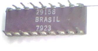 Circuito Integrado SN29158  CI 85