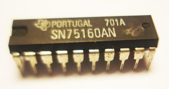 Circuito Integrado SN75160AN