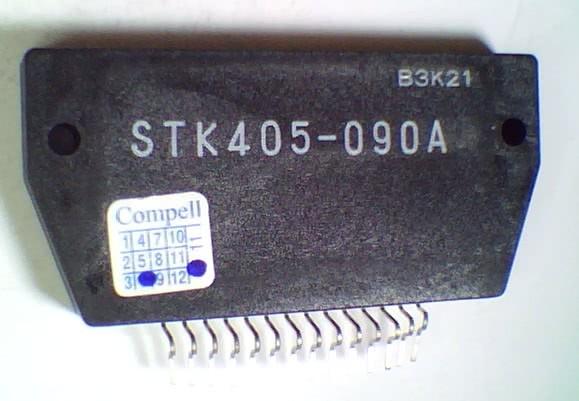 Circuito Integrado STK405-090  CI 93