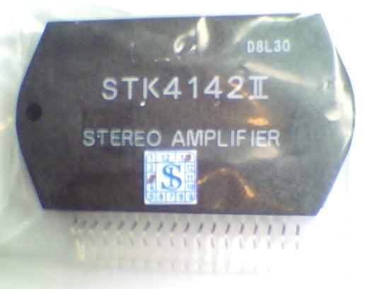 Circuito Integrado STK4142 II STK4151II STK4161II STK4171  CI  89