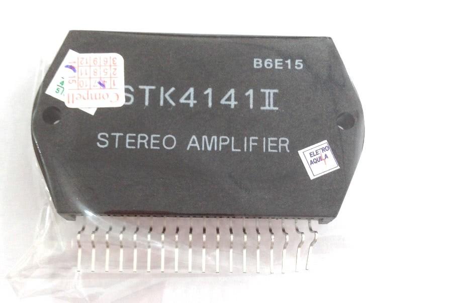 Circuito Integrado STK4151II STK4161II STK4171II STK4141II CI 89