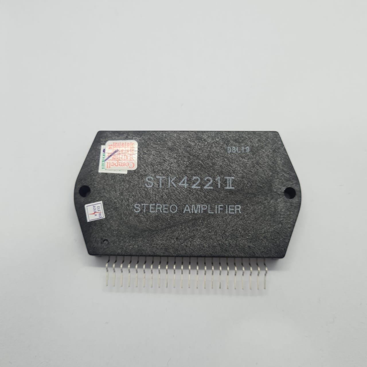 Circuito Integrado STK4221 II  CI 90