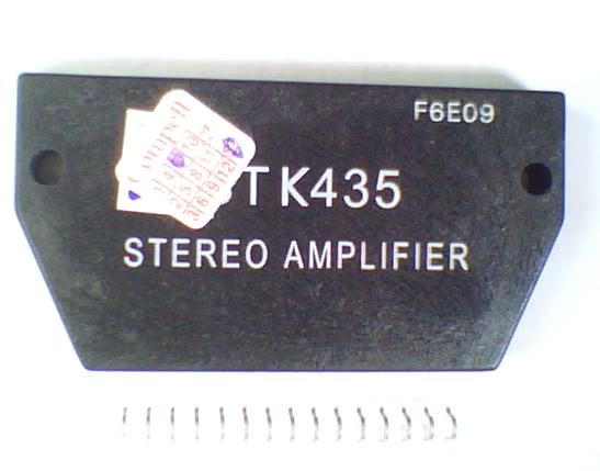 Circuito Integrado STK435 Amplificador Audio STK436  CI 86