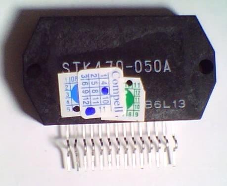 Circuito Integrado STK470-050 CI 93