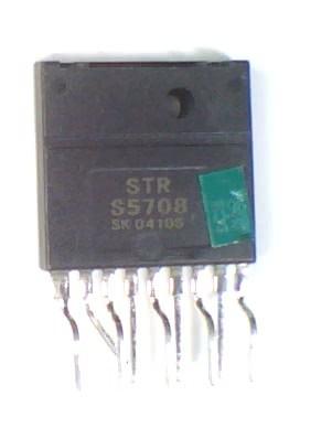 Circuito Integrado STRS5708 CI 98
