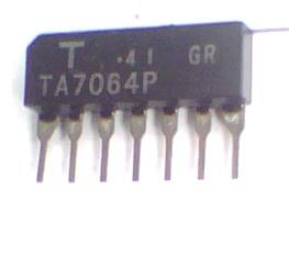 Circuito Integrado TA7064 CI 100