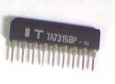 Circuito Integrado TA7315 CI 107