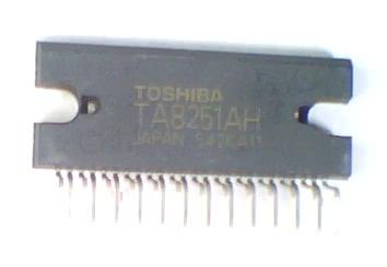 Circuito Integrado TA8251 CI 137
