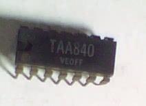 Circuito Integrado TAA840 CI 114