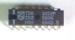 Circuito Integrado TDA1022 CI 77
