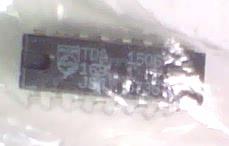 Circuito Integrado TDA1506 Regulador Velocidade Toca-Fitas  CI 121