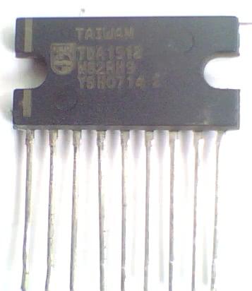 Circuito Integrado TDA1512 Amplificador Audio 20W  CI 122