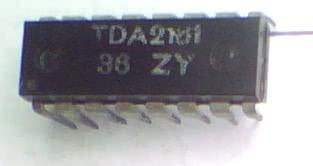 Circuito Integrado TDA2181   CI 127