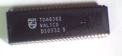 Circuito Integrado TDA8362 CI 138