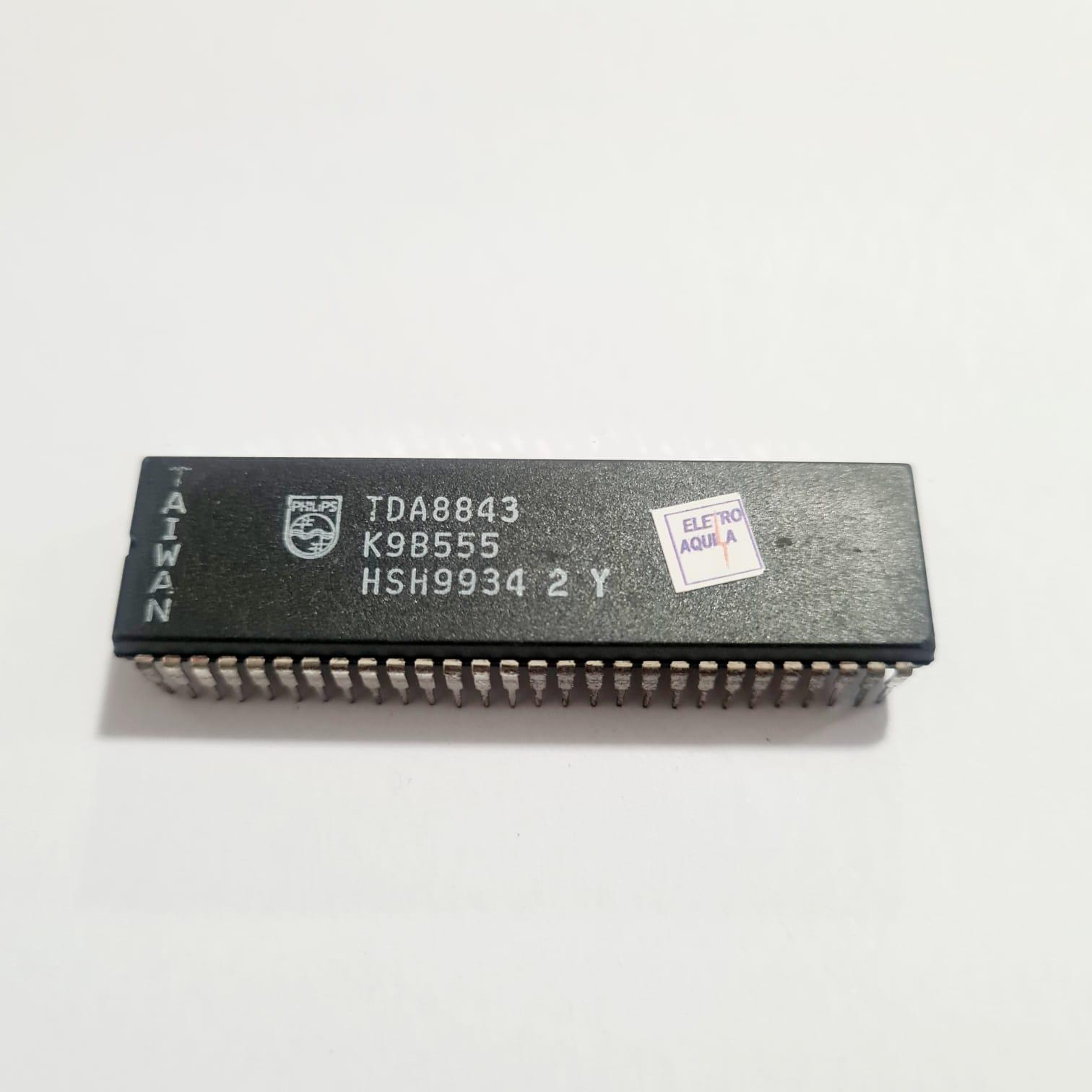 Circuito Integrado TDA8843