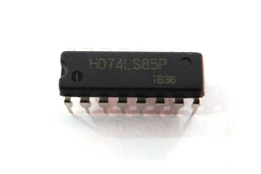 Circuito Integrado TTL 74LS85 Comparador Magnitude 4 Bits