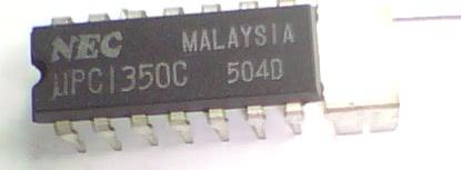 Circuito Integrado UPC1350 CI 151